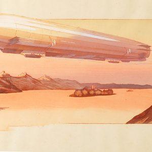 E.Montaut--Zeppelin